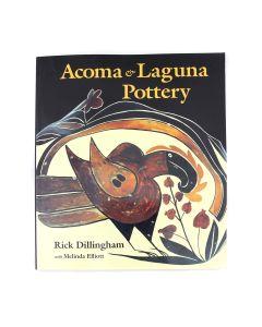 Acoma and Laguna Pottery by Rick Dillingham (B1696-19)