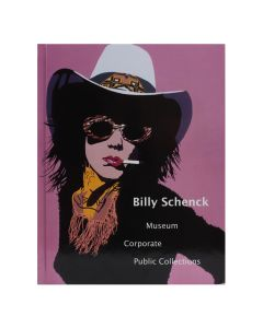Billy Schenck: Museum, Corporate, Public Collections (B91903-0520-003)