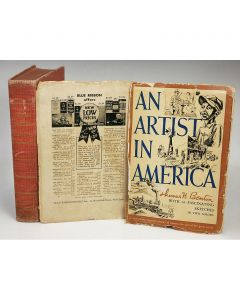 An Artist in America by Thomas Hart Benton (1889-1975)