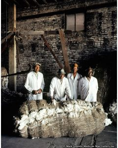 Nathan Benn - Porters on Cotton Row, Memphis, 1983