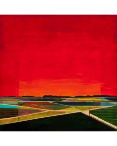 Mark Bowles California's Central Valley Giclee