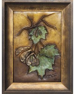 Carol Alleman - Maple Joys with Frame