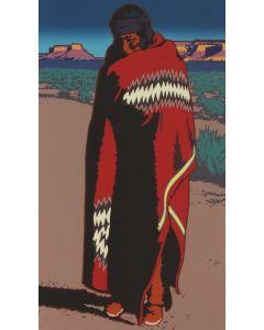 Billy Schenck Deep into the Desert State II