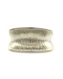 Duane Maktima - Sterling Silver Ring, Contemporary, Size 7