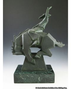 SOLD OUT Ed Mell - Jack Knife Maquette