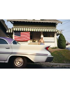 Nathan Benn - Fourth of July, Pittsburgh, Pennsylvania, 1980
