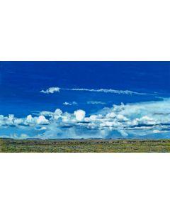 Moira Marti Geoffrion - Gathering Clouds