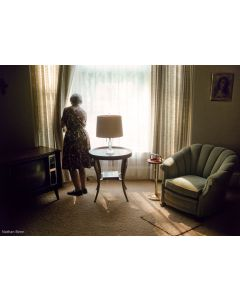 Nathan Benn - Housekeeper at Rectory, Winona, Minnesota, 1976