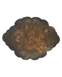 Navajo Copper Tray