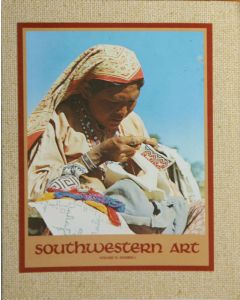Southwestern Art Volume VI Number 1 by Charlotte and Bob Helberg