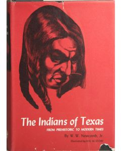 The Indians of Texas: From Prehistoric to Modern Times by W. W. Newcomb, Jr.