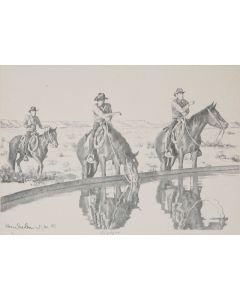 Theodore van Soelen (1890-1964) - Water
