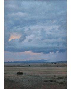 Jeff Aeling - Twilight in The Galisteo Basin, NM
