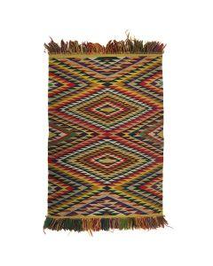 Navajo Germantown Eyedazzler Weaving
