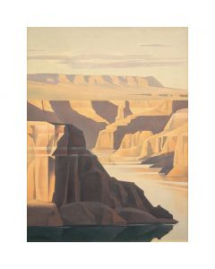 Ed Mell - Afternoon, Lake Powell
