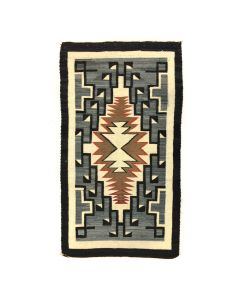 "Navajo Klagetoh Rug c. 1930, 57.5"" x 33"""