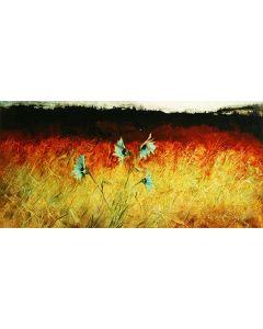 SOLD Paul Dyck (1917-2006) - Prairie Blue