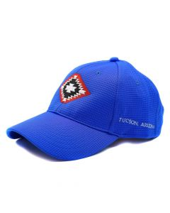 Mark Sublette Medicine Man Gallery Embroidered Hat - Royal Blue