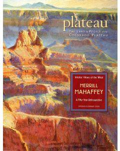 Plateau Magazine: Merrill Mahaffey A Fifty-Year Retrospective