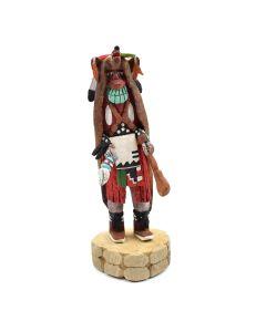 Roanna Jackson - Hopi Social Bear Dancer Kachina c