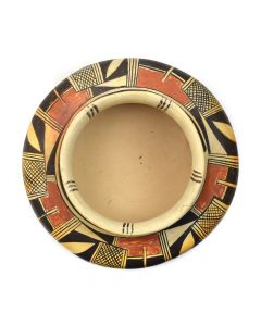 "Lot 269 - Hopi Polychrome Jar c. 1930s, 4"" x 8.5"" (P91051-1018-043) 1"