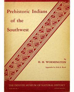 Prehistoric Indians of Southwest