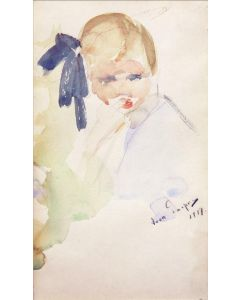 SOLD Leon Gaspard (1882-1964) - 1917