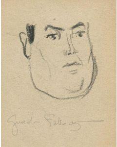 Maynard Dixon (1875-1946) - Guadalajara February 1905