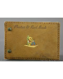 Vintage Photos and Reel Book
