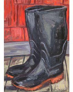 James Woodside - Maritime Boots