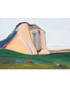 Gregory Kondos - Maynard Dixon's Home, Mount Carmel Utah