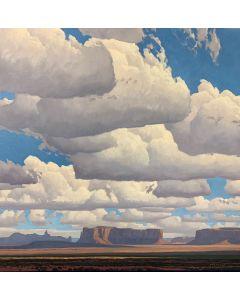 x SOLD David Meikle - Desert Sky