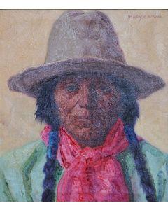 SOLD Henry C. Balink (1882-1963) - Navajo