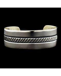 Sam Patania - Contemporary Silver Bracelet, size 7 (J91699-0819-002)1