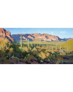 x SOLD Josh Elliott - Superstition Evening
