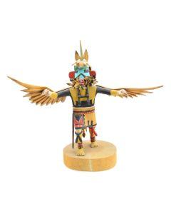 Joseph Duwynic - Contemporary Hopi Kwahu Eagle Kachina