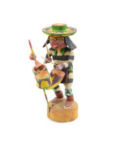 Joe Lucero - Contemporary Hopi Rasta Clown Kachina