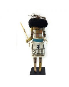 Zuni Kachina - Many-Colored Warrior of Zenith