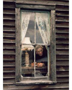 Nathan Benn - Keeper of Spiritualism Ghost, Hydesville, New York, 1976