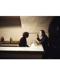 Nathan Benn - Ladislav Fialka, Mime, Prague, 15x20, Framed