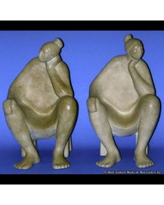 Shirley Thomson-Smith - Lazy Days Bookends