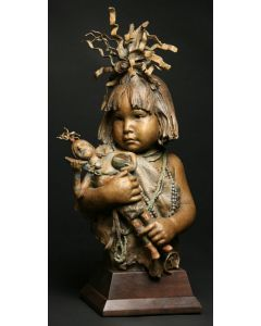 SOLD John Coleman, CAA - Little Hopi Clowns