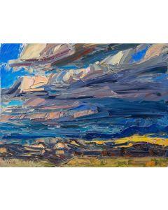 Louisa McElwain (1953-2013) - Of Wind and Angels' Wings