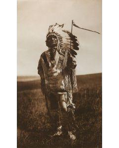 Edward S. Curtis (1868-1952) - Arikara Chief