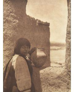 Edward S. Curtis (1868-1952) - Timu - Cochiti