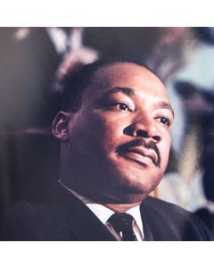 Dan Budnik - Martin Luther King, Jr. Beulah Baptist Church