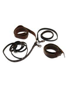 Vintage Western Leather Belts (M1600C)
