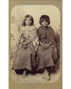 Ben Wittick (1845-1903) - Walapai Squaws