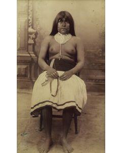 Ben Wittick (1845-1903) - Mojave Woman