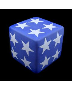 Kaiser Suidan - Blue Star Porcelain Cube